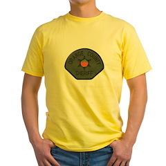 Orange County Sheriff SWAT Yellow T-Shirt
