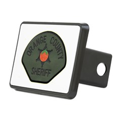 Orange County Sheriff SWAT Hitch Cover