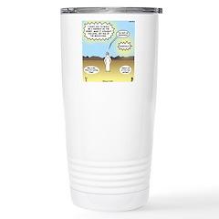 God's Interstate Highway Travel Mug