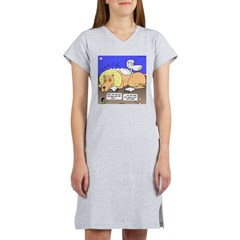 Lion and the Lamb Women's Nightshirt