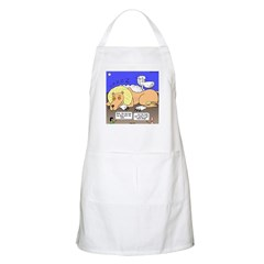 Lion and the Lamb Apron