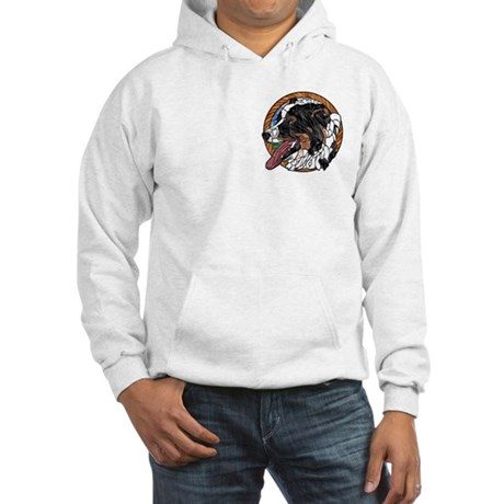 Tug's Hooded Sweatshirt, Pocket