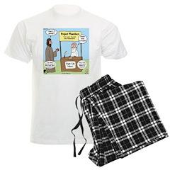 Plowshare Booth Pajamas