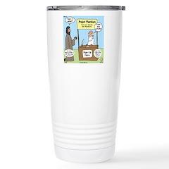 Plowshare Booth Stainless Steel Travel Mug