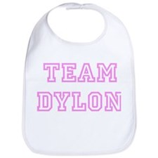 Pink team Dylon Bib