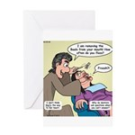 Baal Removal Greeting Card