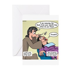 Baal Removal Greeting Cards (Pk of 20)
