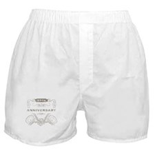 25th Vintage Anniversary Boxer Shorts