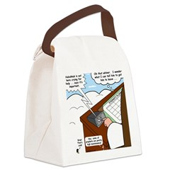 Whiner Canvas Lunch Bag