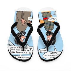 Joseph Revealed Flip Flops
