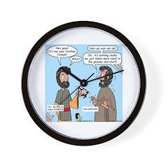 Joseph Revealed Wall Clock