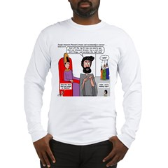 Joseph Vizier Long Sleeve T-Shirt