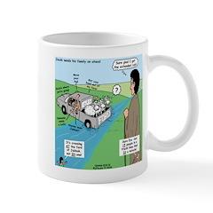Ford of Jabbok Mug