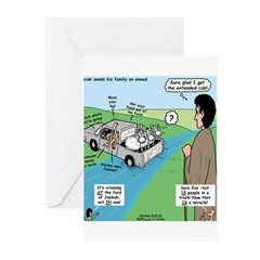 Ford of Jabbok Greeting Cards (Pk of 10)