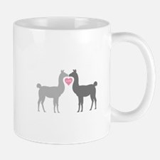 Frenching Llamas Mug