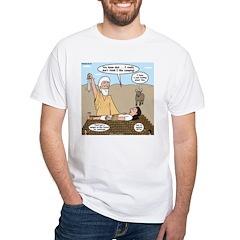 Abraham and Isaac Camping Shirt