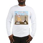 Abraham and Isaac Camping Long Sleeve T-Shirt
