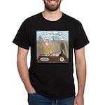 Abraham and Isaac Camping Dark T-Shirt