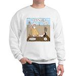 Abraham and Isaac Camping Sweatshirt