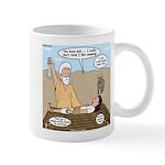 Abraham and Isaac Camping Mug