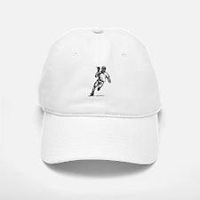 Lacrosse Player Baseball Baseball Cap