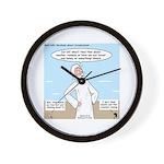 Covenant Part Deux Wall Clock