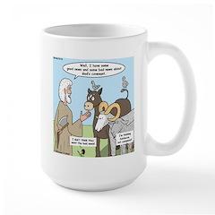 Covenant Part I Large Mug