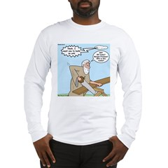Noah and God Long Sleeve T-Shirt