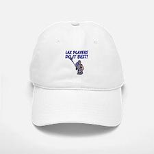 Lax Players Do It Best Baseball Baseball Cap
