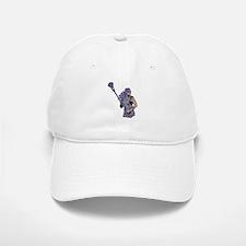 Female Lacrosse Player Baseball Baseball Cap