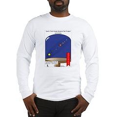 God's Science Fair Exhibit Long Sleeve T-Shirt