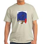God's Science Fair Exhibit Light T-Shirt