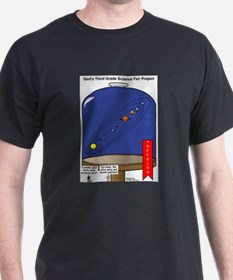 God's Science Fair Exhibit T-Shirt