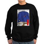 God's Science Fair Exhibit Sweatshirt (dark)