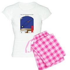 God's Science Fair Exhibit Pajamas