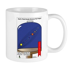 God's Science Fair Exhibit Mug