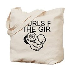 Curls For The Girls Tote Bag