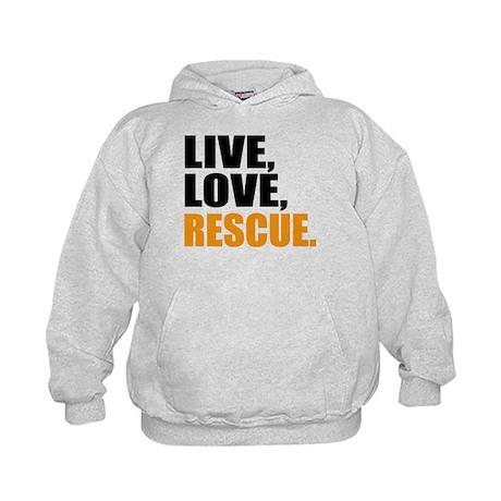 rescue Kids Hoodie