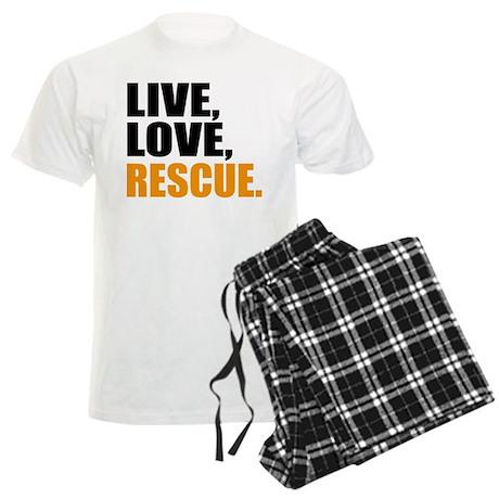 rescue Men's Light Pajamas