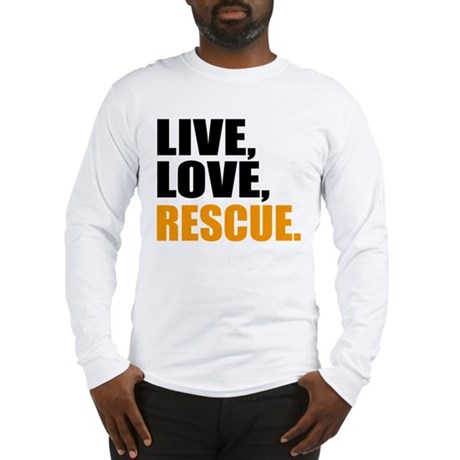 rescue Long Sleeve T-Shirt