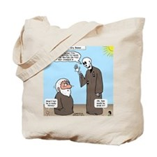 Ezekiel's Dry Bones Tote Bag