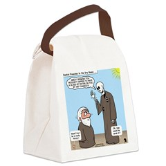Ezekiel's Dry Bones Canvas Lunch Bag