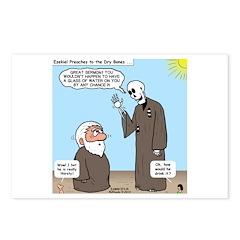 Ezekiel's Dry Bones Postcards (Package of 8)
