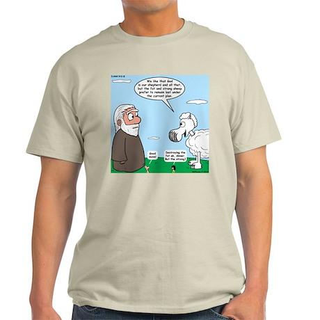 Fat Sheep Protest Light T-Shirt