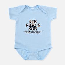 AF Son Answering Infant Bodysuit