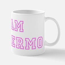 Pink team Guillermo Mug