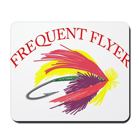 Frequent Flyer Mousepad