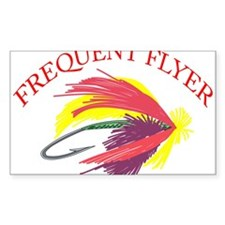 Frequent Flyer Decal