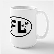 Florida Large Mug