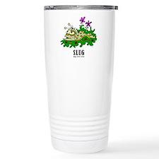 Unique Slugged Travel Mug